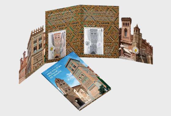 10% DISCOUNT - Mudejar Architecture of Aragon - Collectibles