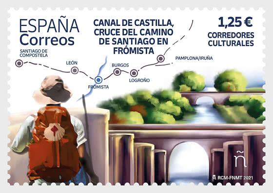 Canal of Castilla - Mint - Set