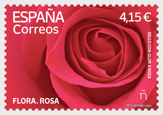Flora - Rose - Set