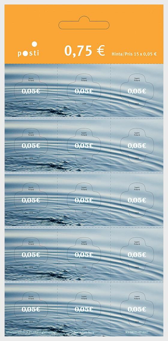 Water Strip - Sheetlets