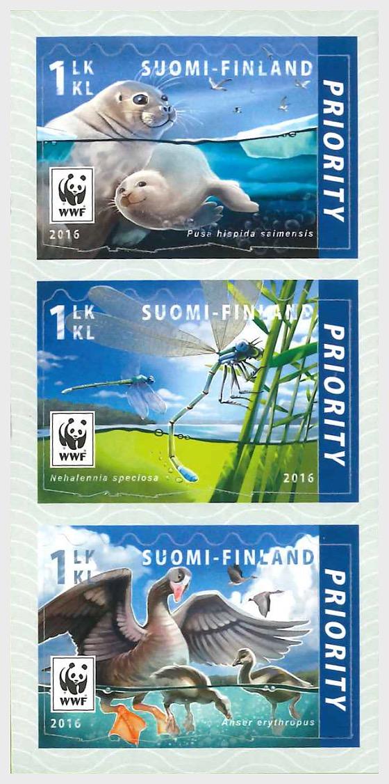 Especies en peligro de extinción I - Series
