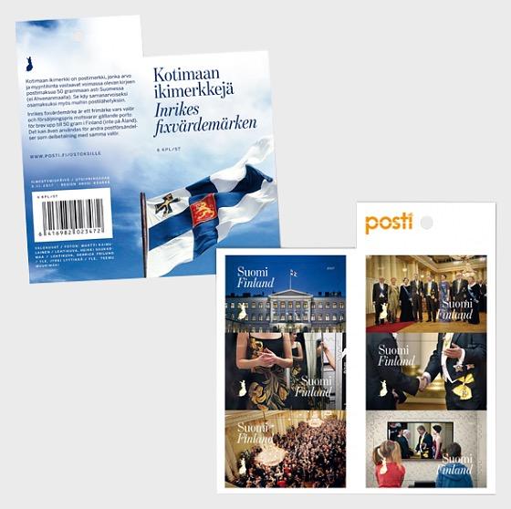 Día de la Independencia - Libro de Sellos