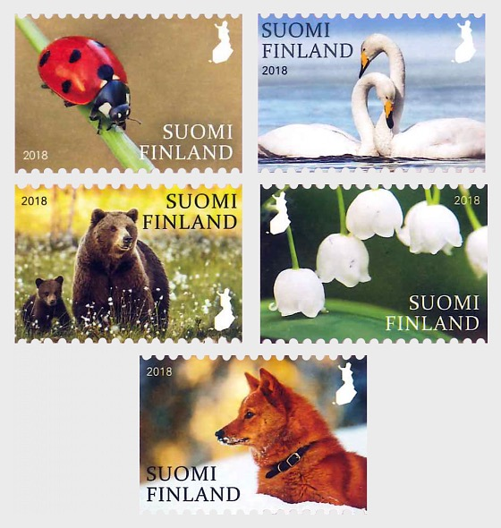 Finland Nature Signs - Set