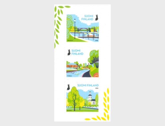 National Urban Parks III - Set