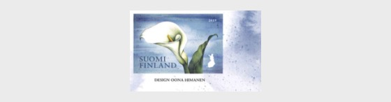 Calla Domestic Stamp - Set