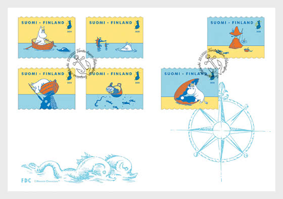 Oursea - First Day Cover