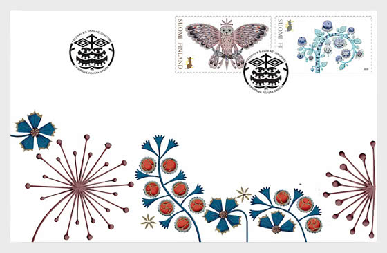 Enchanted Forest - First Day Cover