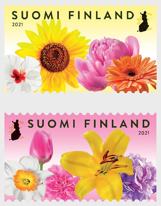 Jardín De Flores - Series