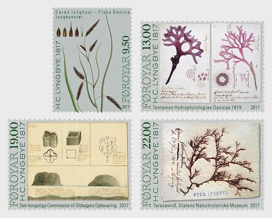 H.C. Lyngbye- (Set Mint) - Set