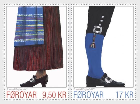 Faroese National Costumes II - (Set Mint) - Set