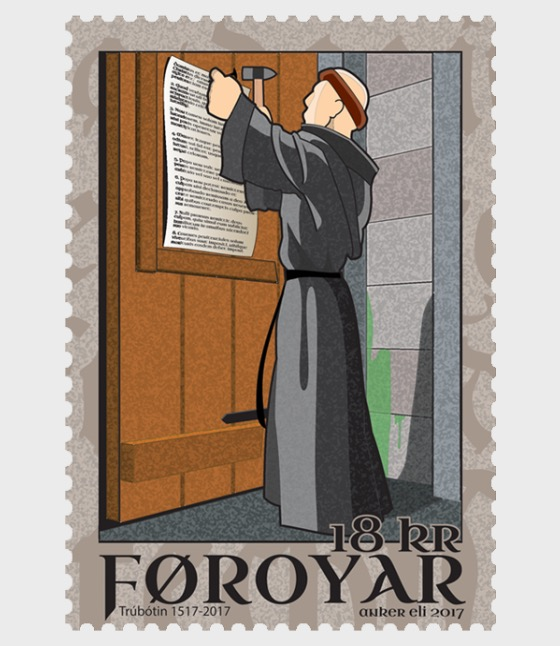 Reformation 500th Anniversary - (Set Mint) - Set