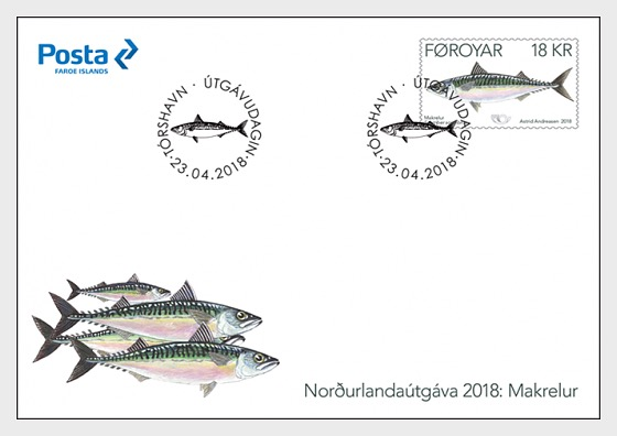 Norden 2018 - First Day Cover