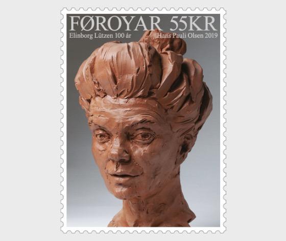 Elinborg Lutzen 100 Years - Mint - Set