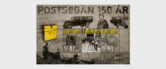 Storia Postale Per 150 Anni - Foglietti CTO