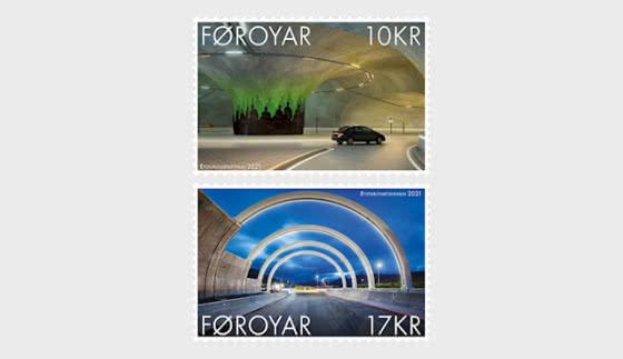 The Eysturoy Tunnel - Set Mint - Set