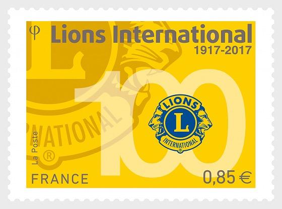 Lions International 1917 - 2017 - Set