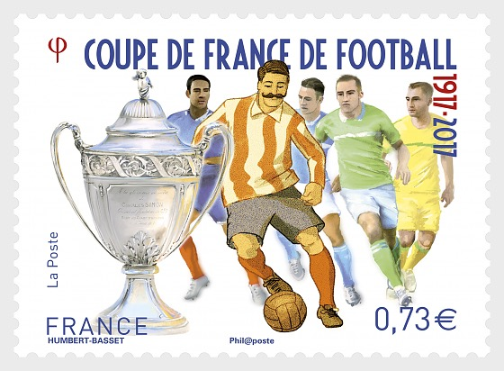 Coupe de France 1917 - 2017 - Set