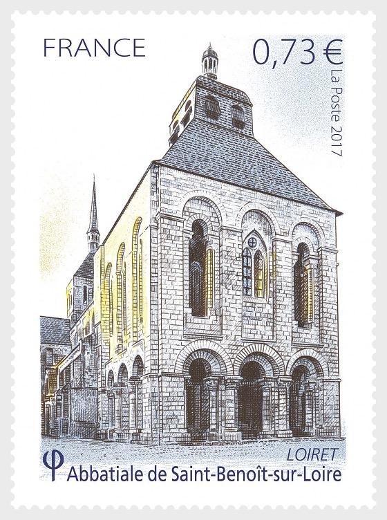 Saint-Benoît-Sur-Loire Abbey - Set