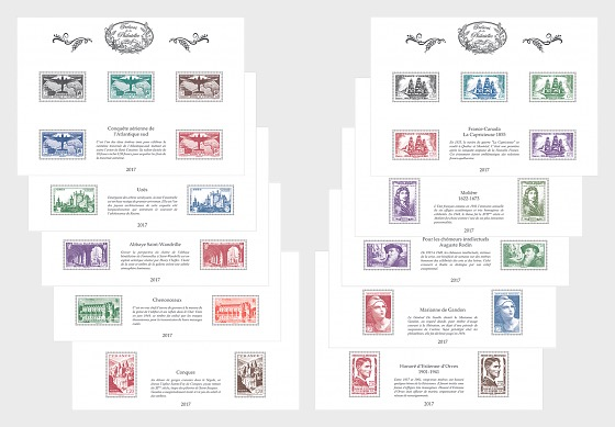 Treasures of Philately 2017 - Collectibles