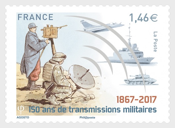 150 Years of Military Transmissions - Set