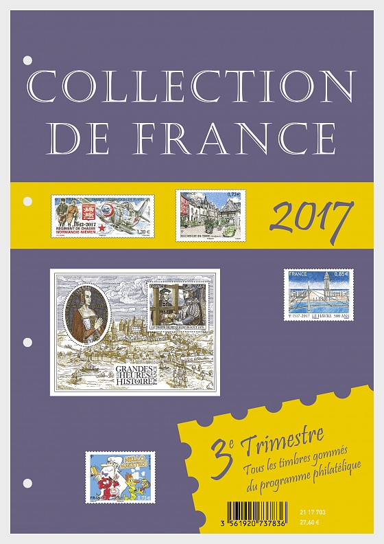 French Collection 2017 - Quarter 3 - Annual Product