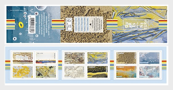 Works of Nature - Stamp Booklet