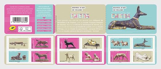 Obras de arte - el perro - Coleccionable