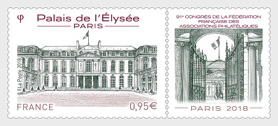 91st Congress of the FFAP at the Palais de l'Élysée - Set