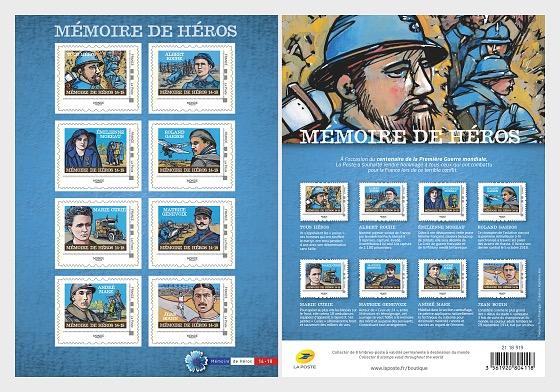Memoria de héroes - Libro de Sellos