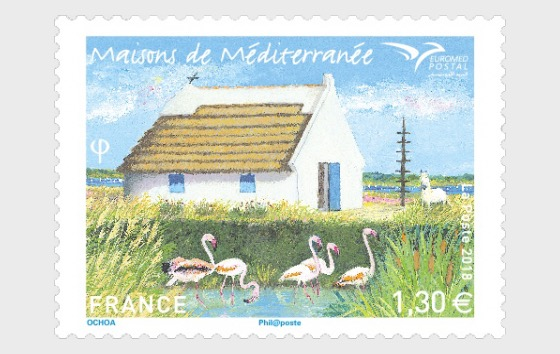 Euromed - Mediterranean Houses - Set
