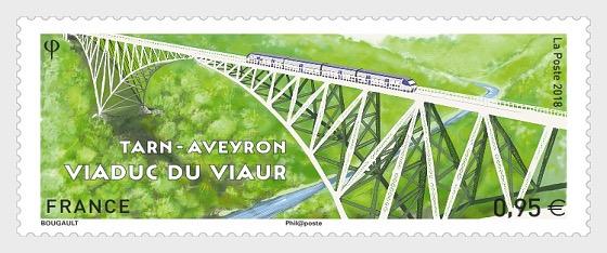 Viaur Viaduct - Set
