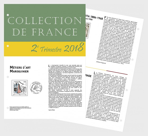 French Collection 2018 - Quarter 2 - Annual Product