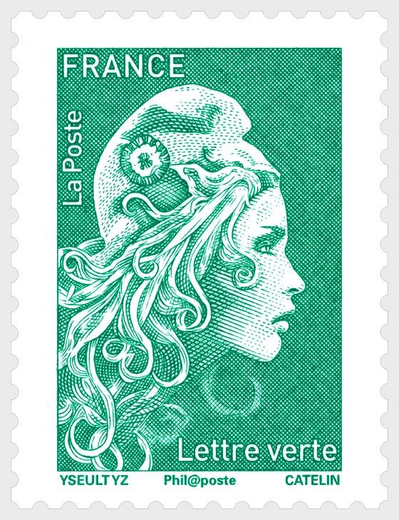 Marianne 2018 - Verde - Series