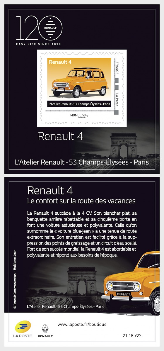Renault 4 - Collectibles