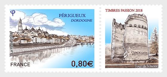 Périgueux, Dordogne - Set