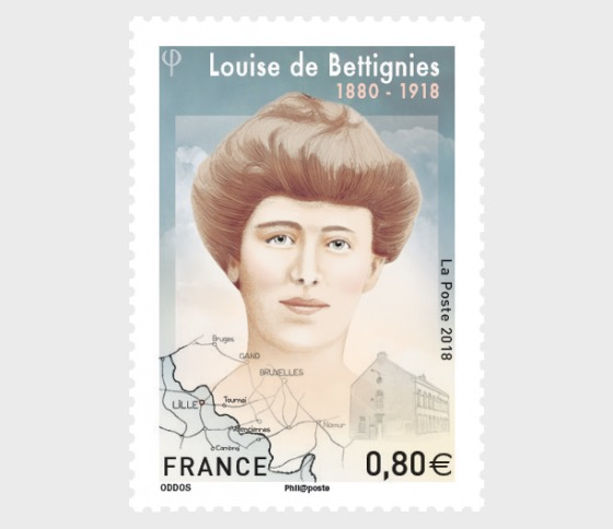 Louise de Bettignies - Set