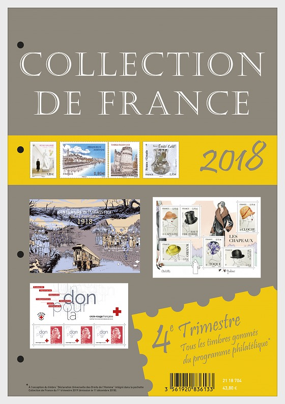 French Collection 2018 - Quarter 4 - Annual Product