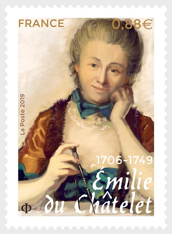 Émilie du Châtelet - Set