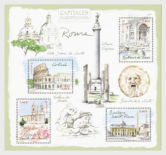 Rome - Postcard