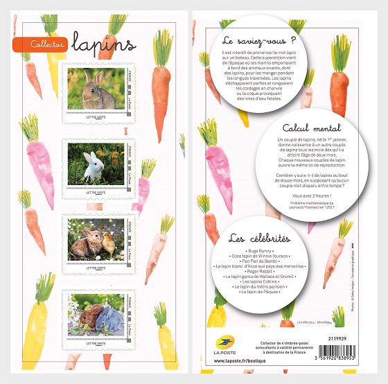 Conejos - Coleccionable