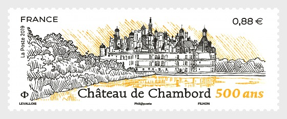 Château de Chambord 500 Years - Set