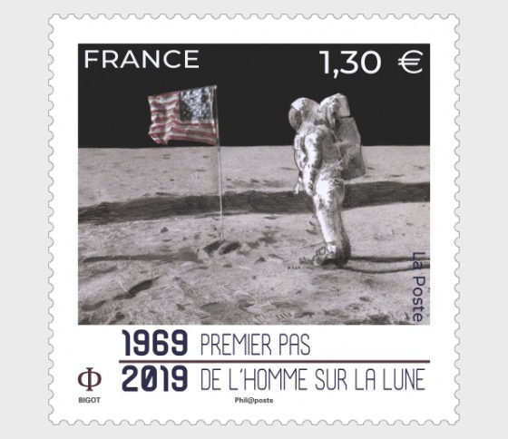 50th Anniversary of the First Steps on the Moon - Set
