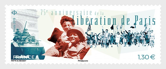 75th Anniversary of the Liberation of Paris - Set