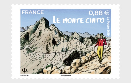 Monte Cinto - Series
