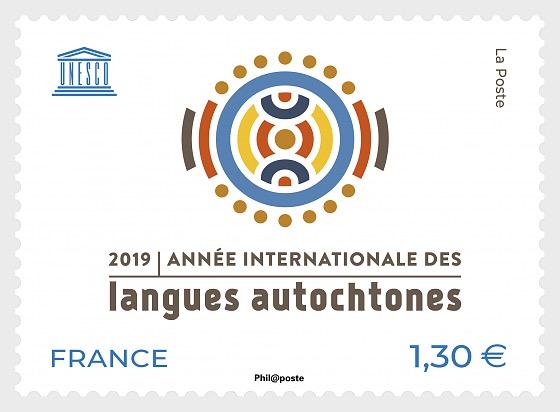 UNESCO 2019 International Year of Indigenous Languages - Set