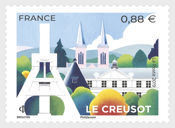 Le Creusot - Series