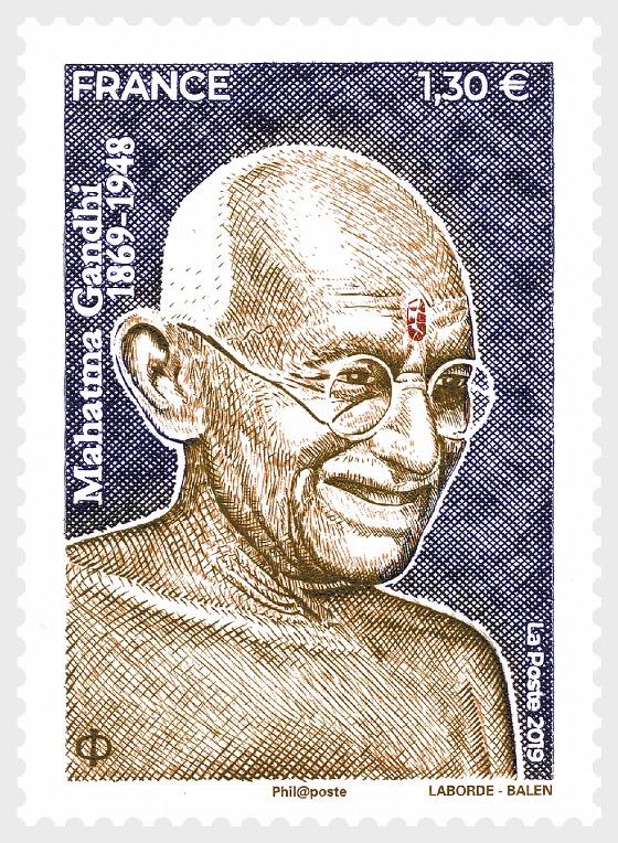 Mahatma Gandhi 1869 - 1948 - Set
