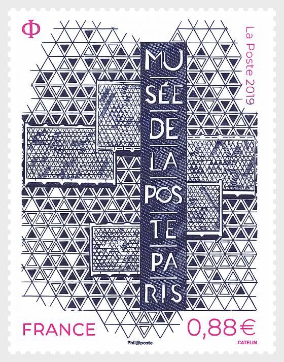 Musée de La Poste - Paris - Series
