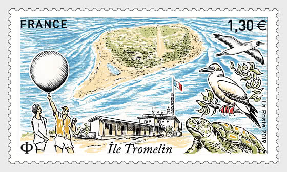 Isla Tromelin - Series