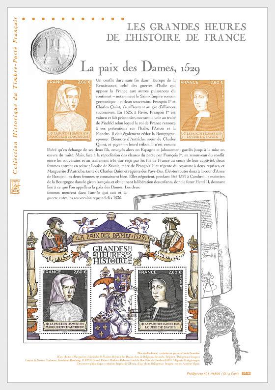 Grandes momentos en la historia de Francia 2019 - Coleccionable